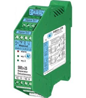 SBEx-2S-560 kontrola linii